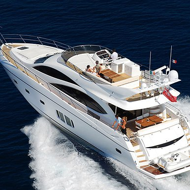 Rent Boat SUNSEEKER MANHATTAN 70