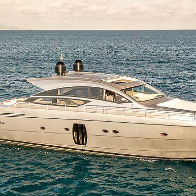 Rent Boat PERSHING 64