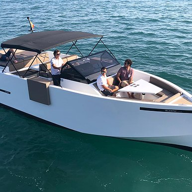 Rent Boat D34 OPEN