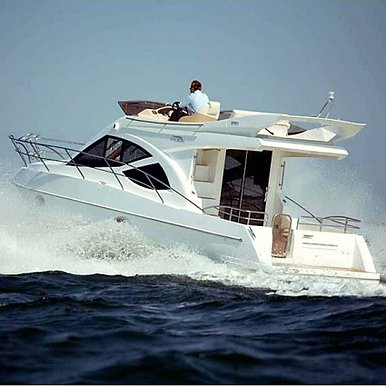 Huur boot GALEON 290 FLY