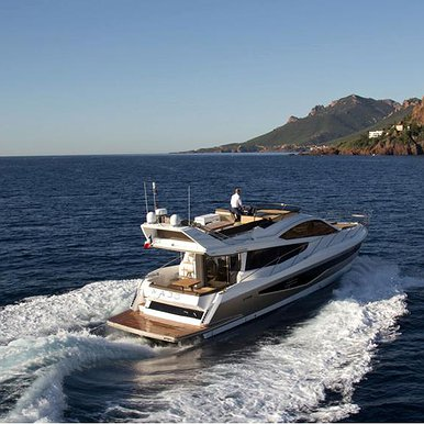 Huur boot GALEON 550 FLY