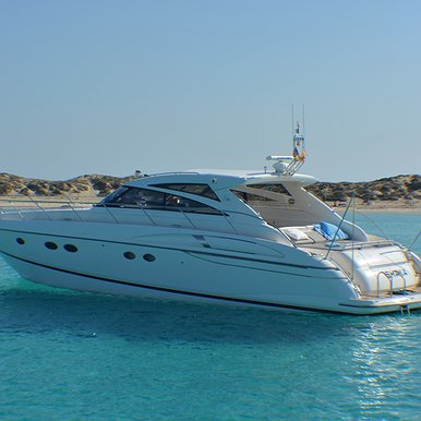 Rent Boat PRINCESS V58 S