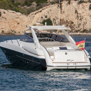 Huur boot SUNSEEKER SUPERHAWK 48