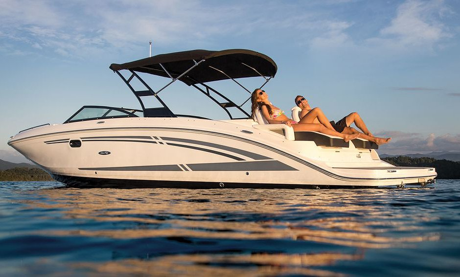 Huur boot SEA RAY 290