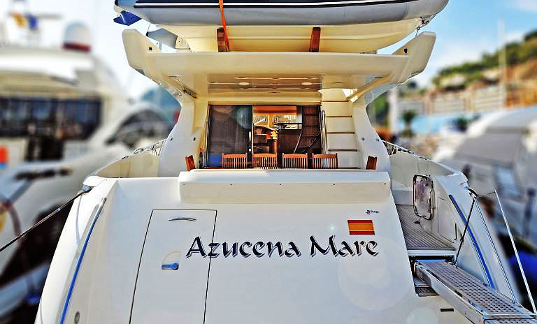 Alquilar Barco AZIMUT 68 Fly