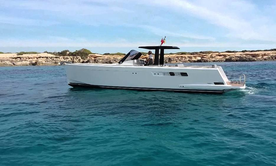 Alquilar Barco FJORD 40 B
